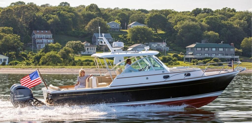 Hunt Yacht Surfhunter 29