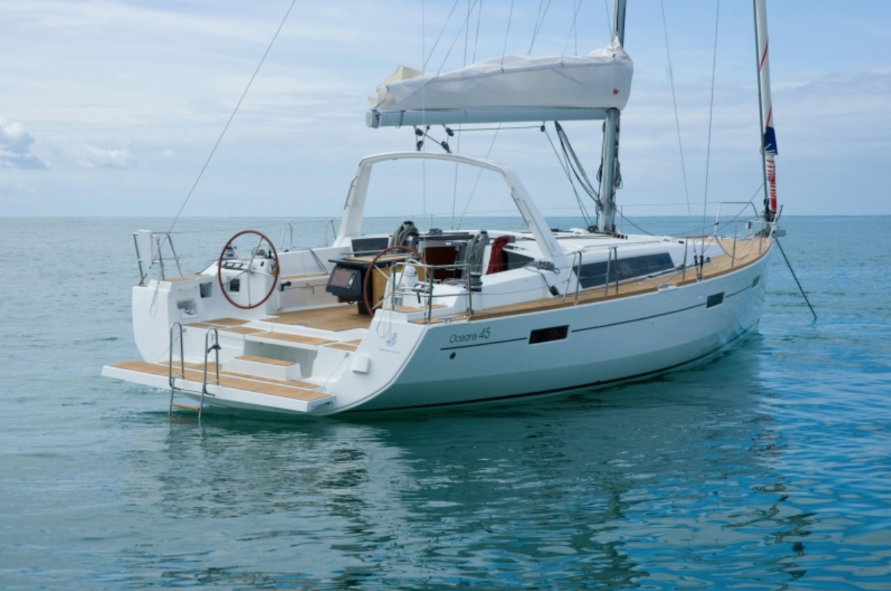 2019 Beneteau Oceanis 45 Just Add Water And Sail Away Today