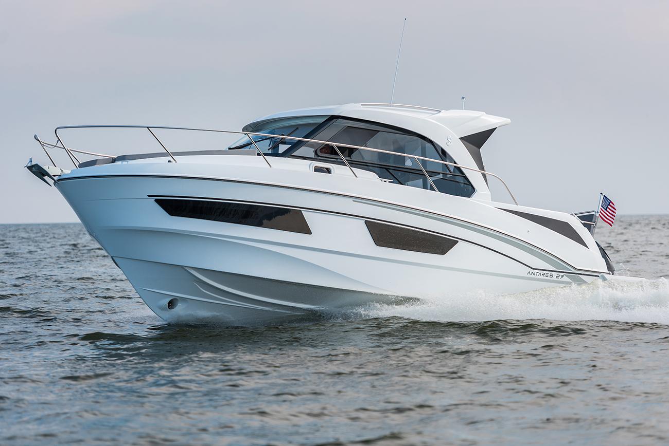 Antares 27 Archives Prestige Yacht Sales